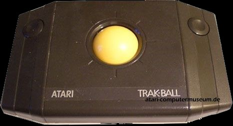 Atari CX22 Trak-Ball