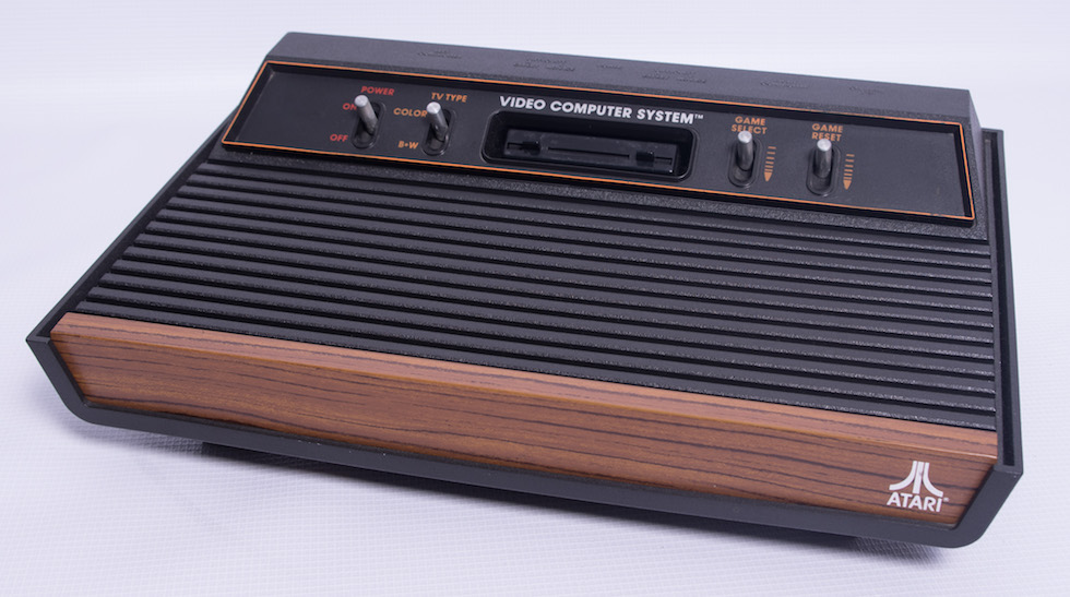 Atari Video Computer System, Modell CX-2600A