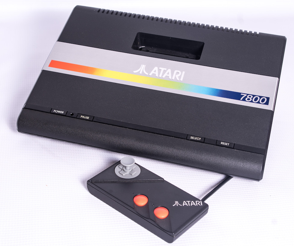 Atari 7800, PAL-Version