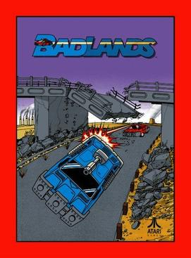 Atari Games: Badlands