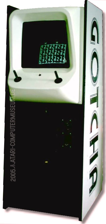 Atari Arcadespiele: Gotcha - atarimuseum de