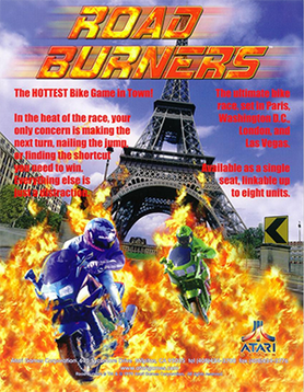 Atari Games: Road Burners