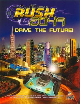 Atari Games: San Francisco Rush 2049