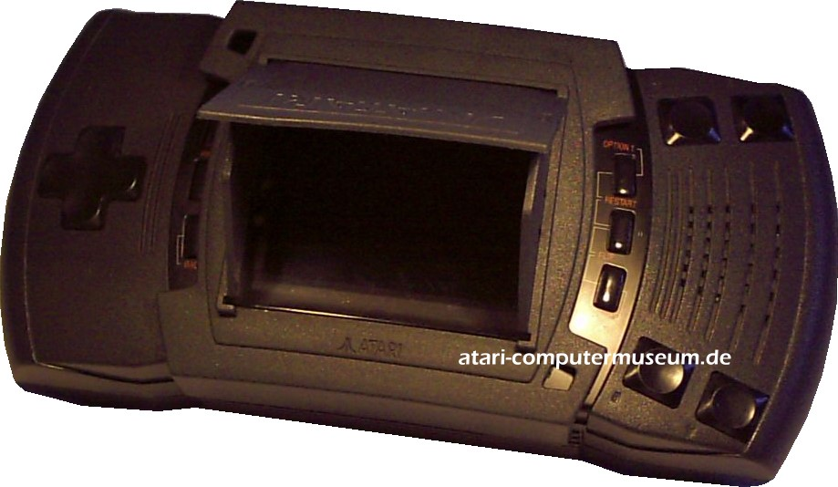 Atari Lynx II Sun Visor / Screen Guard