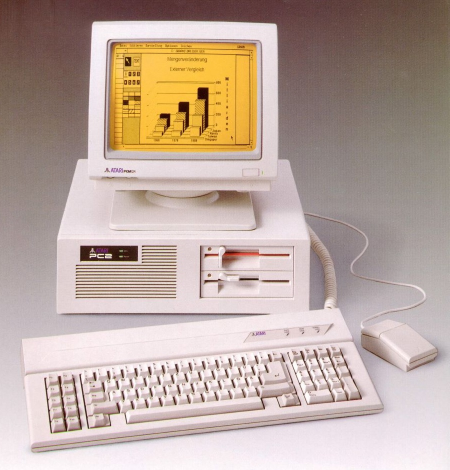 Atari Business PC