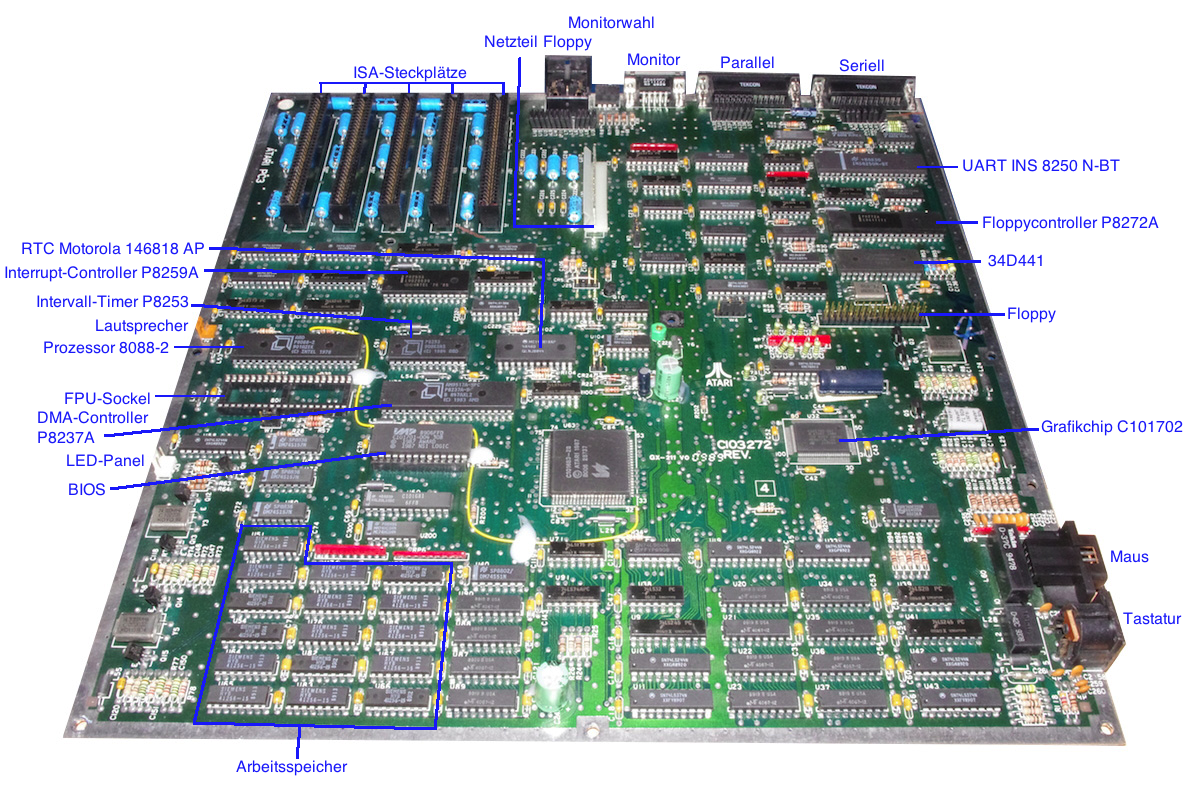 PC3 Mainboard