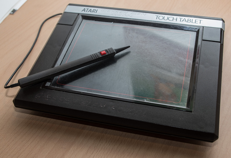 Atari Touch Tablet CX-77