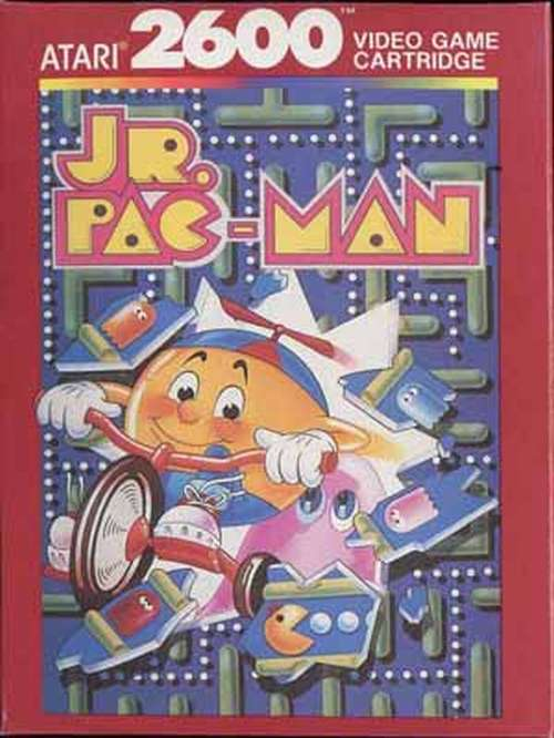 Atari 2600: Jr. Pac-Man