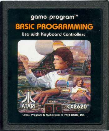 Atari BASIC Proramming CX-2620