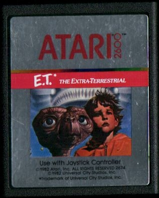 E.T. – The Extra-Terrestrial
