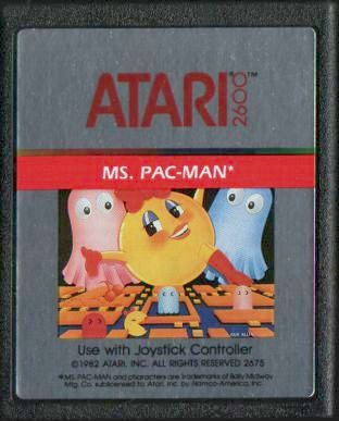 Ms. Pac-Man (Atari 2600)