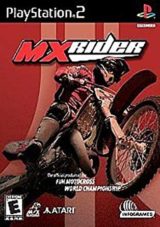 Sony PlayStation 2: MX Rider