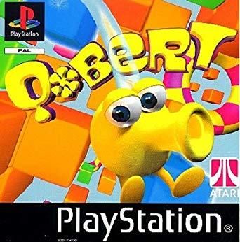 Sony PlayStation: Q*bert (Atari Interactive)