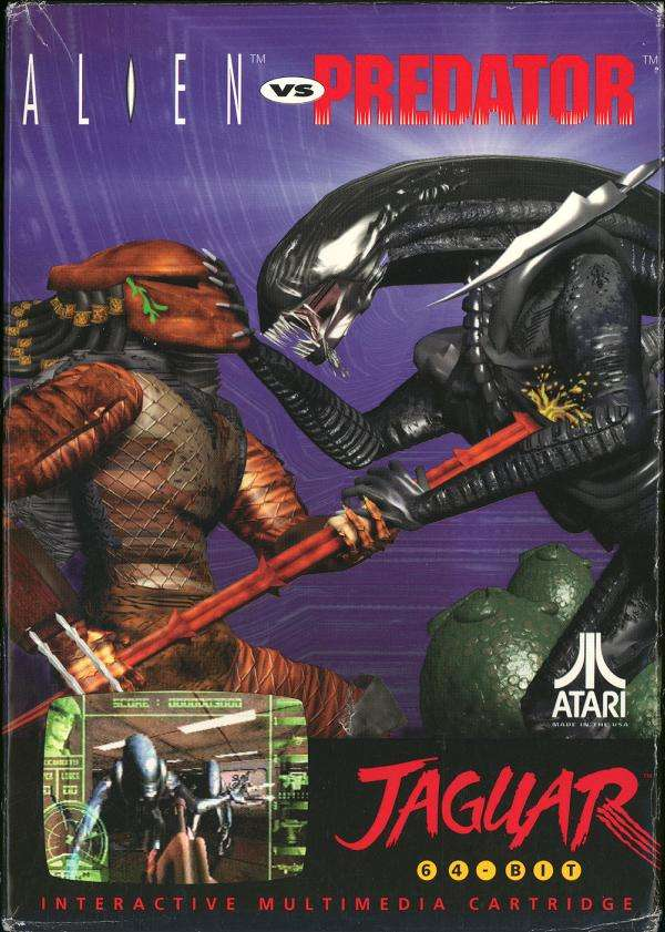Atari Jaguar: Alien vs. Predator