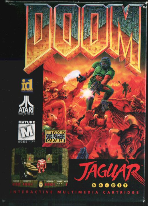 Atari Jaguar: DOOM