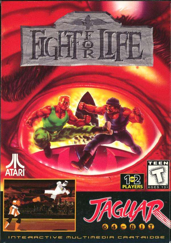 Atari Jaguar: Fight For Live
