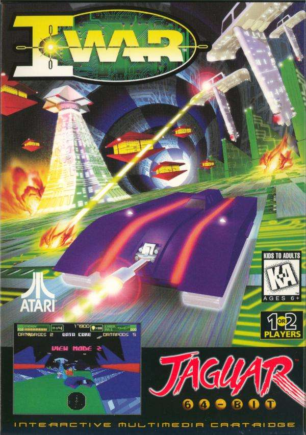 Atari Jaguar: I-War