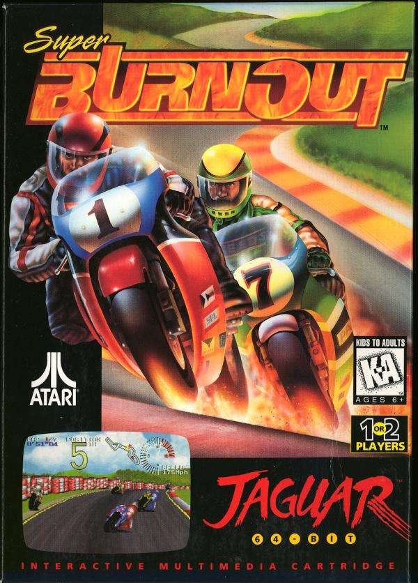 Atari Jaguar: Iron Soldier