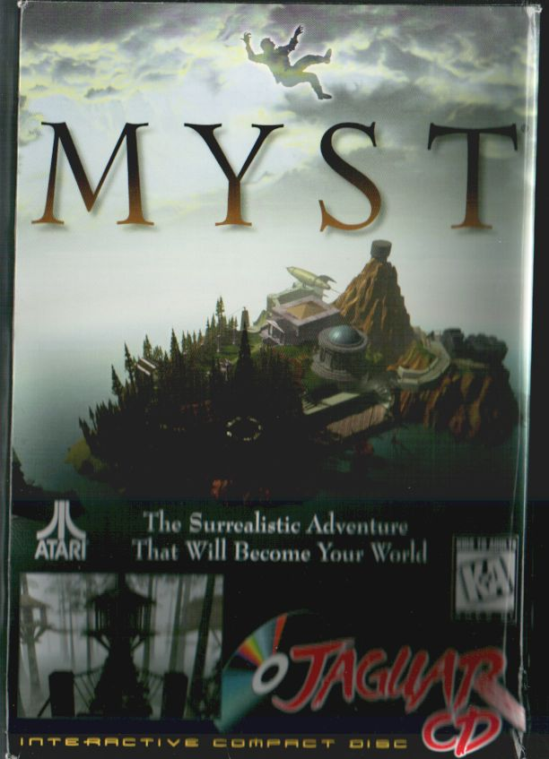 Atari Jaguar CD: Myst