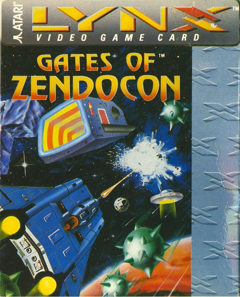 Atari Lynx: Gates of Zendocon