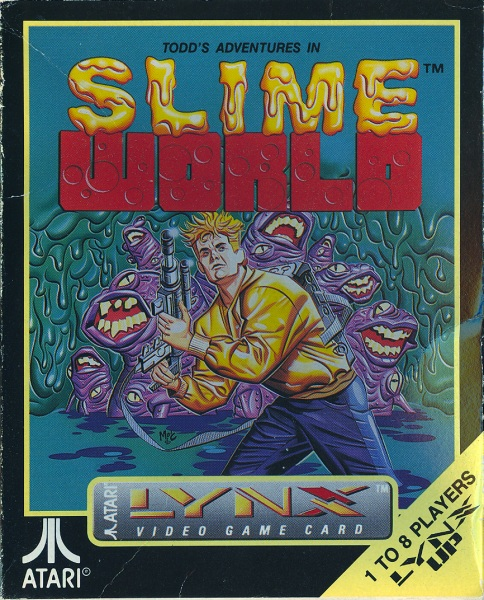 Atari Lynx: Todd's Adventures in Slime World