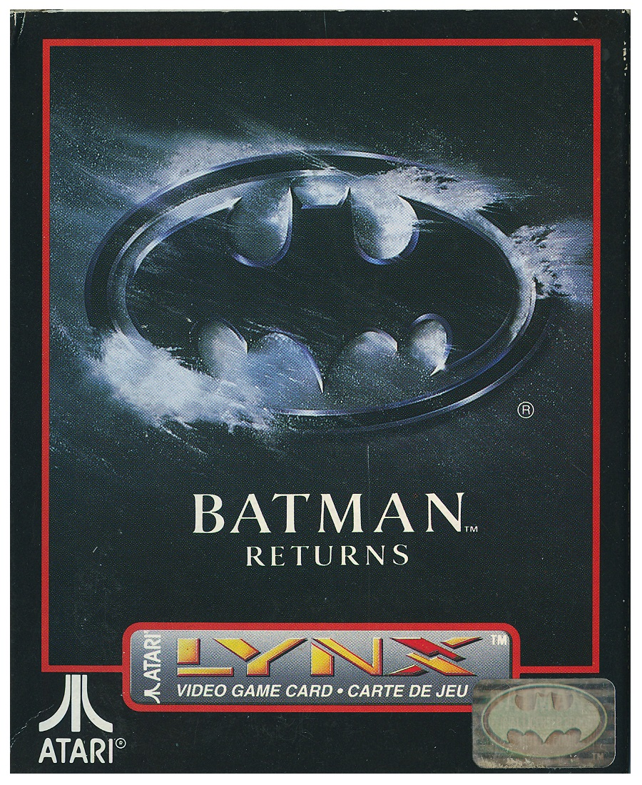 Atari Lynx: Batman Returns