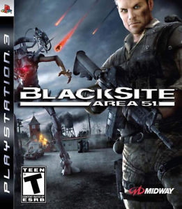 Sony PlayStation 3: Black Site - Area 51