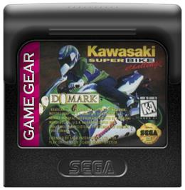 Sega Game Gear: Kawasaki SuperBike Challenge
