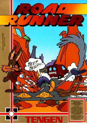 Tengen: Road Runner (NES)