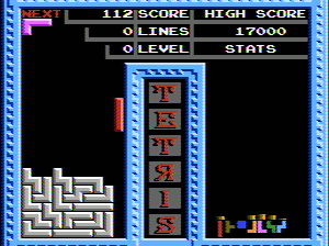 Tetris (NES-Version, Tengen)